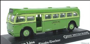 ATLAS EDITIONS 4655 114 - AEC 4Q4 - London Transport *PRE OWNED*